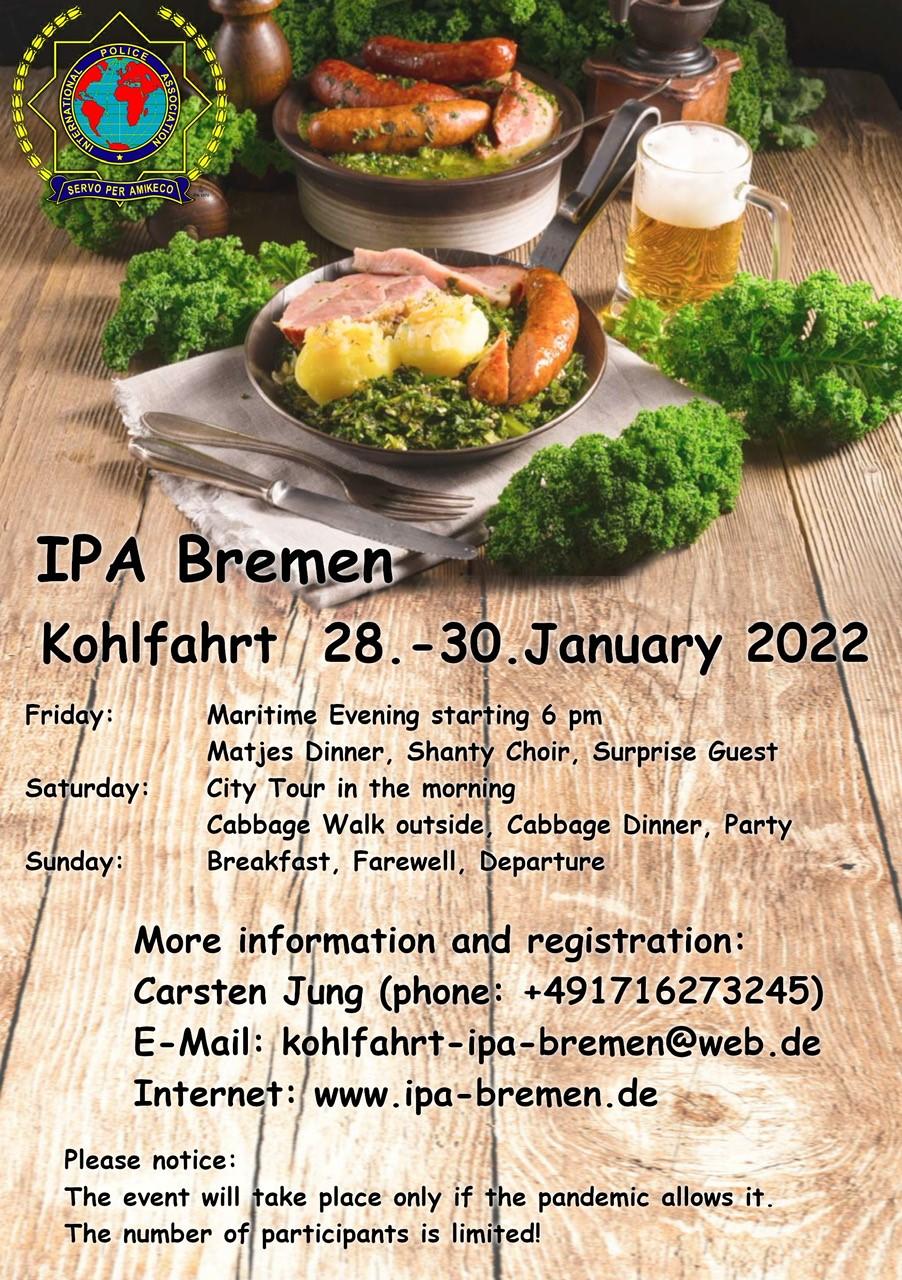 Kohlfahrt Bremen (D) 2022